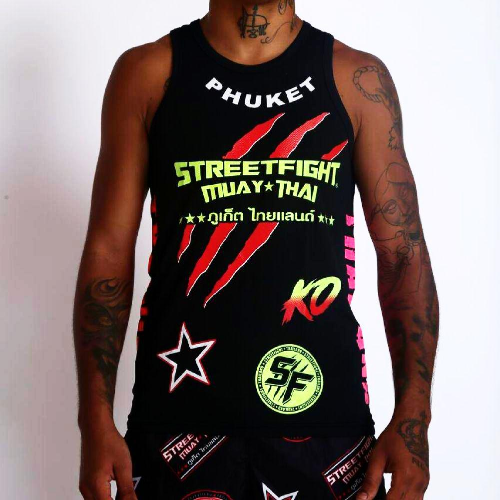 StreetFight 'Savage' Black