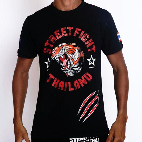 StreetFight 'Animals' Black