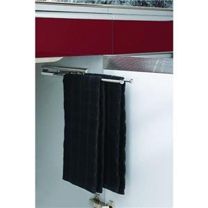 Rev-A-Shelf Undersink Pull-Out Towel Bar