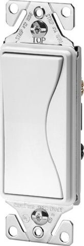 Eaton 9503Aw Aspire Switch, Alpine White