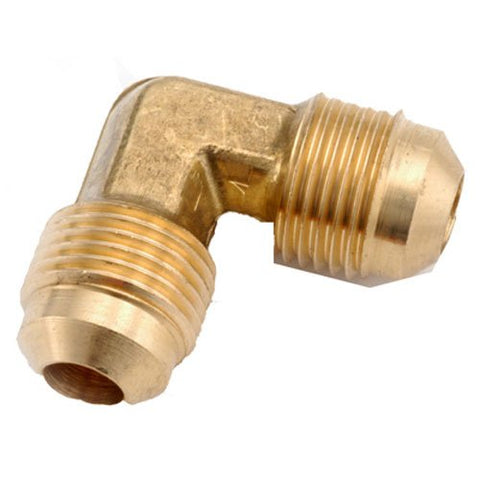 Anderson Metals 754055-08 1/2-Inch Low Lead Flare Elbow, Brass