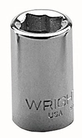 Wright Tool 2312 1/4  Drive Special 8 Point Standard Socket, 3/8