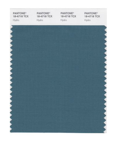 Pantone Smart 18-4718X Color Swatch Card, Hydro