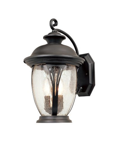 Designers Fountain 30521-Bz Westchester Wall Lanterns, Bronze