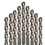 Champion Cutting Tool Cobalt Jobber Drill Bits: 705C- - Made In Usa