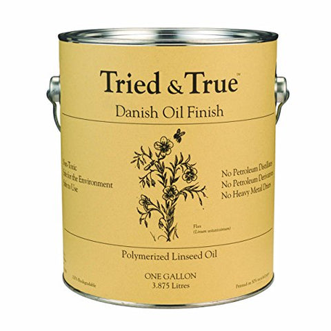 Tried And True Danish Oil Gallon