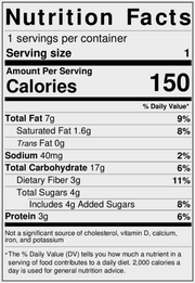 Adaptogenic Peanut Butter Chocolate Chip Cookies- 10 pack