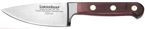 Lamson 39948 Silver Forged 4-Inch  Chef Knife