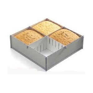 12  X 12  X 4  Deep Multi Size Cake Pan Tin By Alan Silverwood