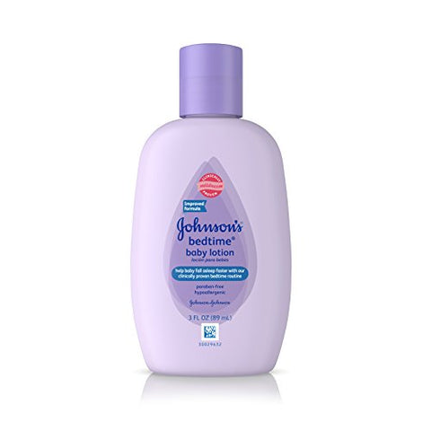 Johnson'S Bedtime Baby Lotion, 3.0 Fl. Oz