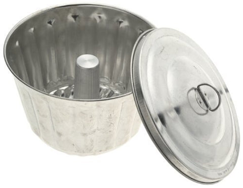 Patisse Steam Pudding Mold, 2-Liter