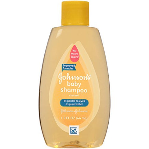 Johnson'S Baby Shampoo, Travel Size, 1.5 Fl. Oz.