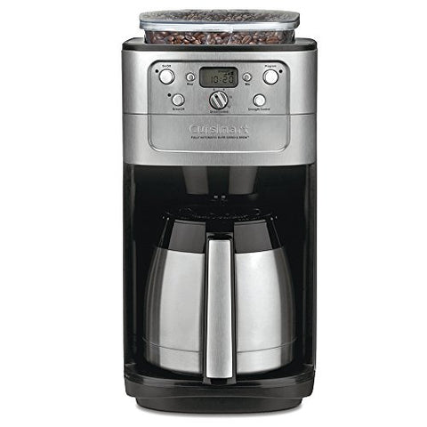 Cuisinart Dgb-900Bc Grind &Amp; Brew Thermal 12-Cup Automatic Coffeemaker