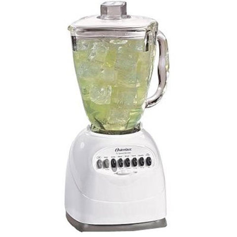Oster 6642 12-Speed Blender, White