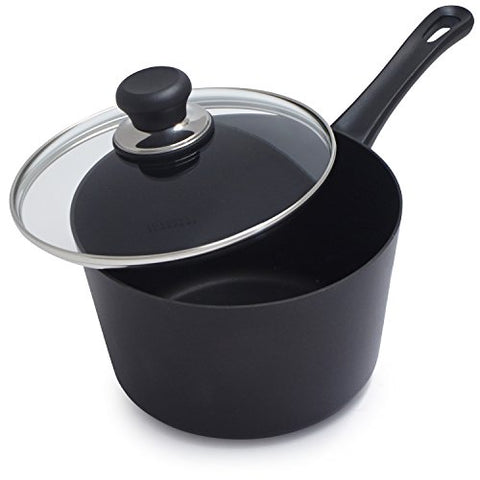 Scanpan Classic 3-Quart Covered Saucepan