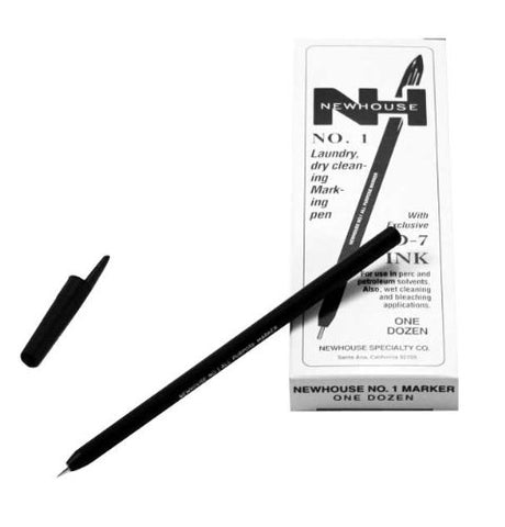 Ball Point Laundry Marking Pen,