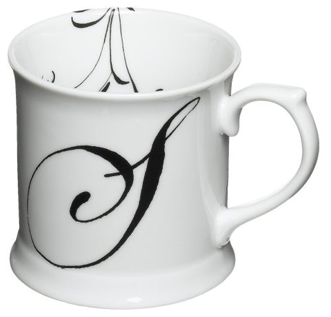 Rosanna Initially Yours Mug Letter S