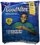 Goodnites Underwear - Boy - Large/X-Large - 27 Ct