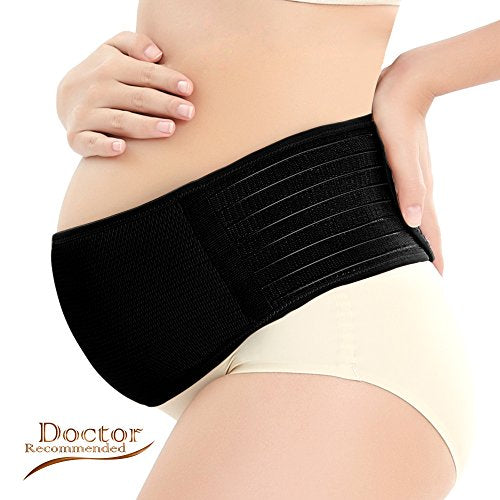 Breathable Pregnancy Belly Band Abdominal Binder Vikes Maternity Support Belt
