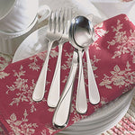 Oneida 2865020B Flight 20-Piece Stainless Steel Flatware Set, Service For 4