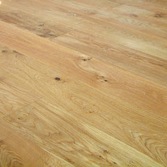 Solid French Oak Character Floor