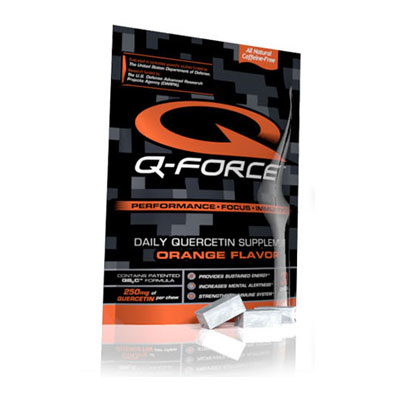 Q-Force Original Orange Soft Chews 30 count HEALTH FIRST®