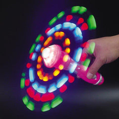 Light Up Spinners