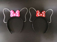 *New Hot Selling Item*Light Up Butterfly Headband(Pack of 144 - Works Out £1.25 Each inc Vat)