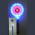 **Small Pack**Light up Windmill with new Blue Led's and Light up Blue Led Stem - Pack of 24(Works out £2.50 each)