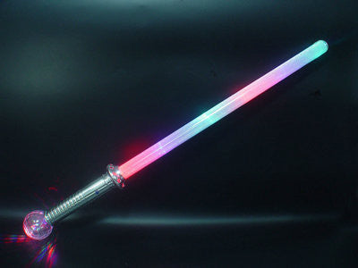 Large Multi Coloured Ball Sword - Pack of 48(Works out £2.00 each)