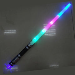 Light Up Tri Colour Ball Sword with Flashing LED Disco Ball - Pack of 144 (£1.25 per sword)
