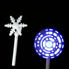 **NEW SNOWFLAKE**Light up Windmill - Pack of 72(Works out £1.85 each)