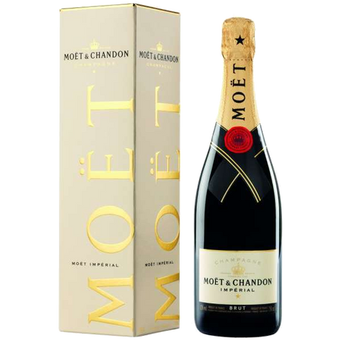 Moet & Chandon Brut Imperial Champagne - Gift Box