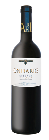 Ondarre Reserva 2011, Rioja, Spain. From €16/btl