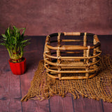 Littolo Cane Basket For Newborn Posing Photography Props