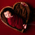 Littolo Cute  Handmade Wooden Heart  bowl For Newborn Posing Photography Props Perfect for Newborn Props(Brown)