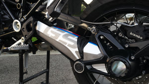 BMW R1200GS/GSA  LC swingarm adhesive - Uniracing