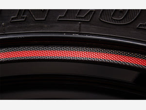 Arc rim stripes stickers - Uniracing