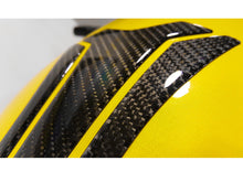 Load image into Gallery viewer, Real carbon fiber universal Tank pad - Uniracing