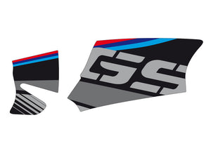 BMW R1200GS/GSA swingarm  sticker - Uniracing