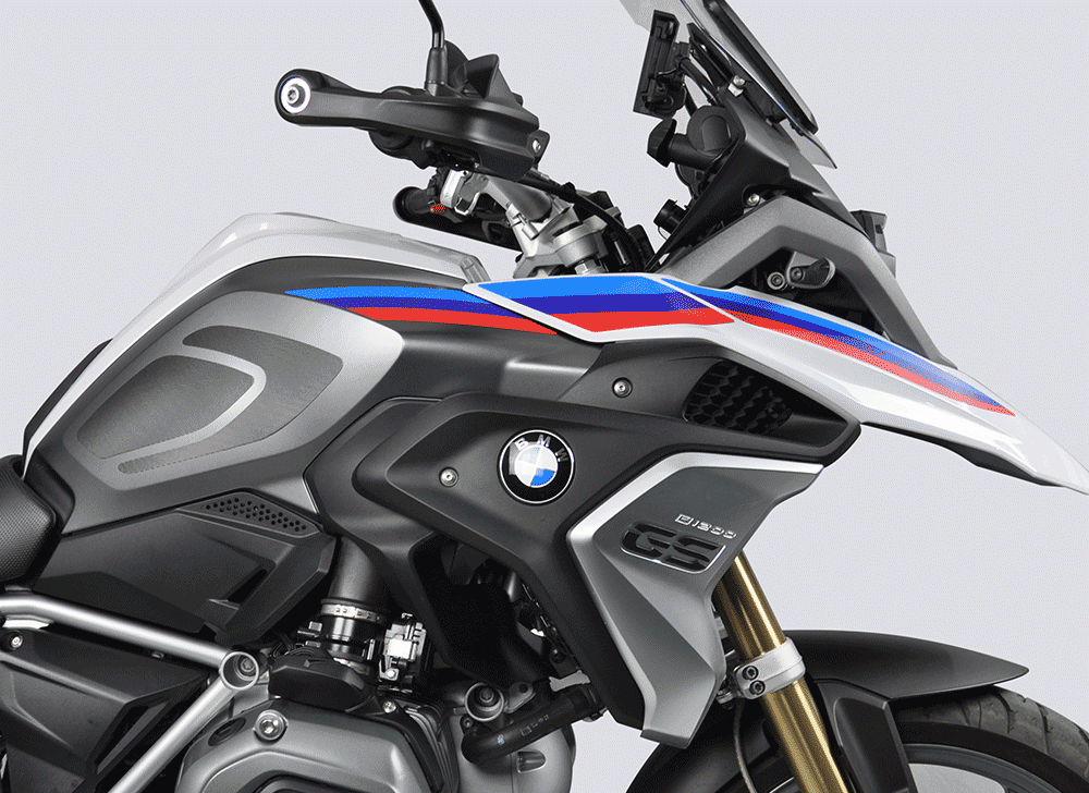 Bmw R 1200 Gs 17 18 And Bmw R 1250 Gs 19 Decal Kit Uniracing
