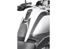 Load image into Gallery viewer, Real carbon fiber tank pad kit for BMW R1200GS 17-18 and BMW R1250GS '19 - Uniracing