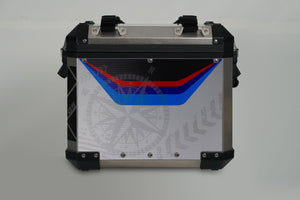 Side Case BMW Adventure 2004-20 Navigator - Uniracing