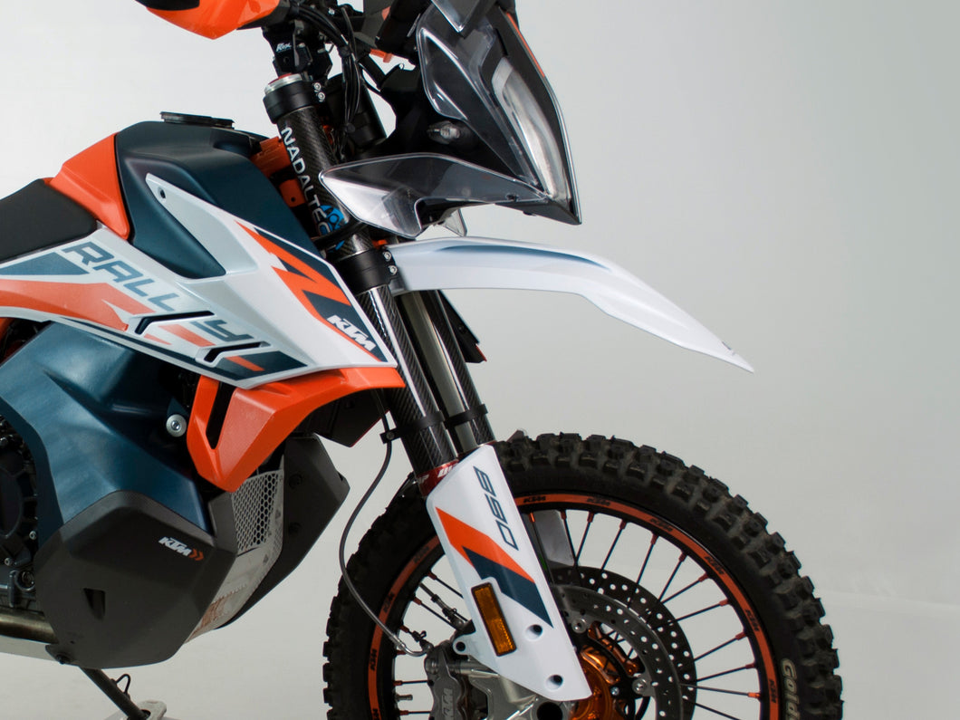 Off Road Scratch Saver for KTM 890 Adventure R Rally 2020-21. Front Kit - Uniracing