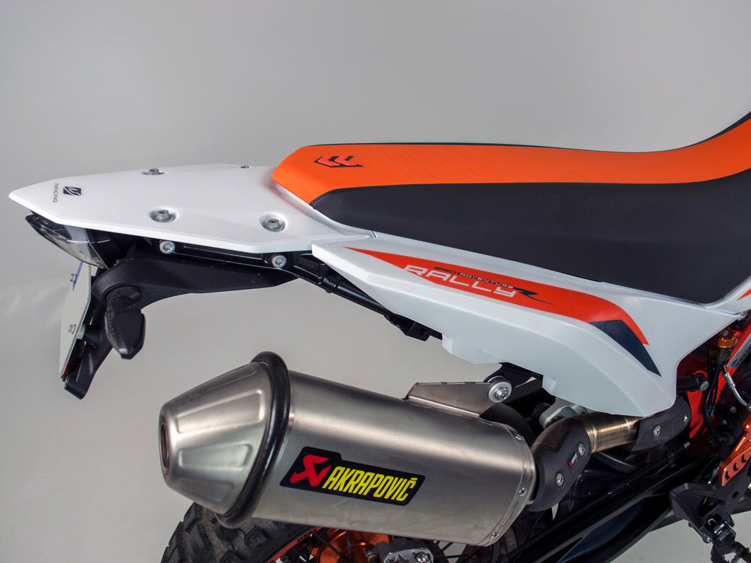 Off Road Scratch Saver for KTM 890 Adventure R Rally 2020-21. Tail Kit - Uniracing