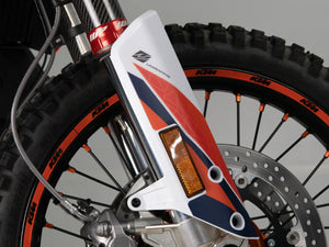 Decoration and Protection kit for KTM 890 Adventure R Rally 2020-21 - Uniracing
