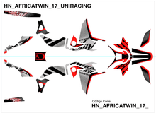 Load image into Gallery viewer, HONDA AFRICATWIN Decal Kit - Uniracing