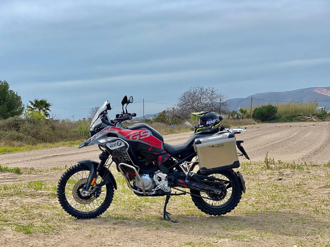 BMW 850GS ADV - Uniracing