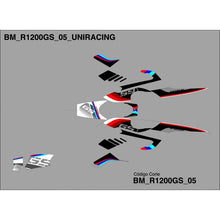 Load image into Gallery viewer, BMW R1200GS 2005 - Uniracing