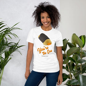 Rubber Ducky, You're the One! Short-Sleeve Unisex T-Shirt